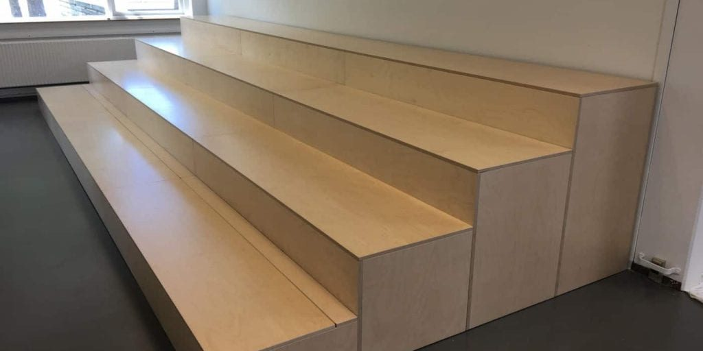 Tiered Seating 00001